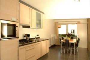 Hoeve Decolve vlasbloem lisdodde keuken